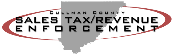 Cullman County Sales Tax Revenue Enforement Department